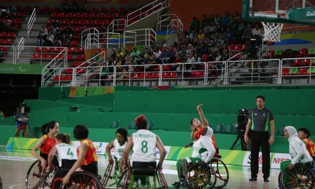 Algeria become first ever African women's team to play at a Paralympic Games