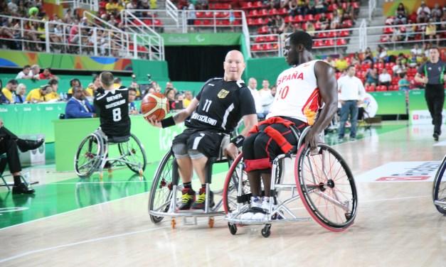 Spain men suppress Germany in thrilling quarter final