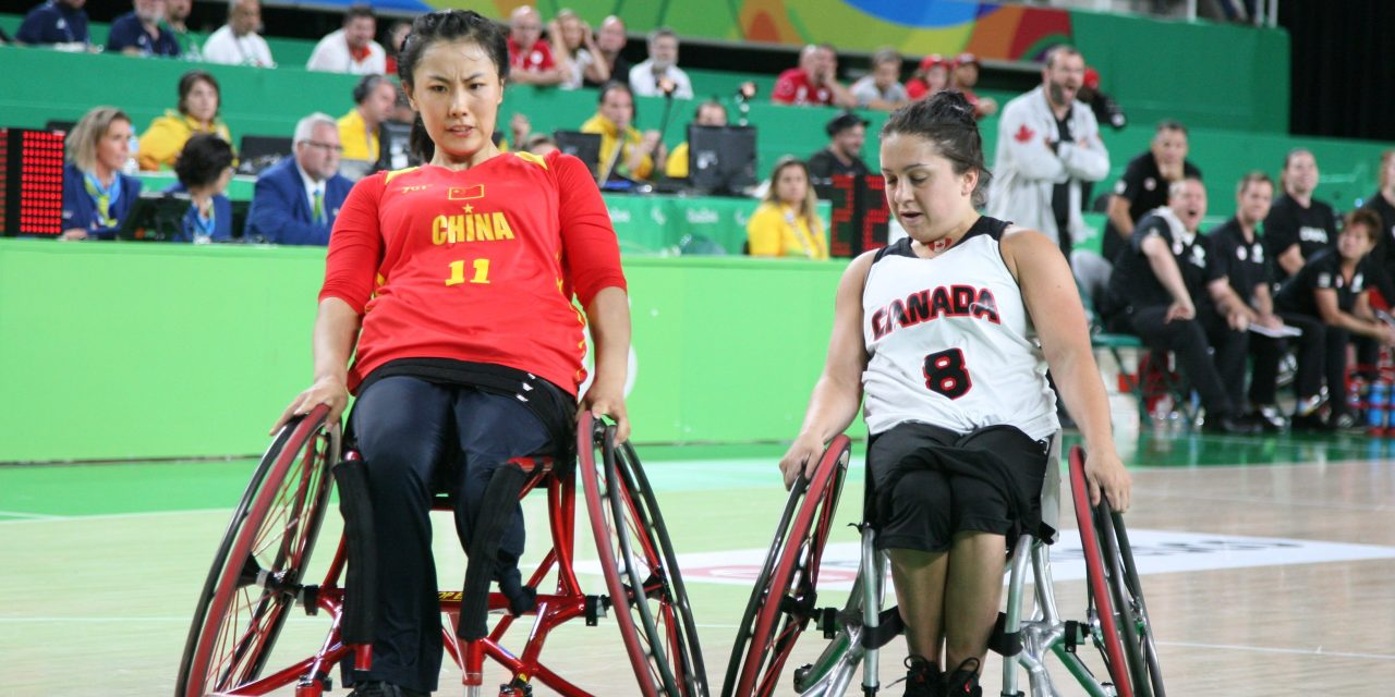 Canada bounce back to finish 5th over China