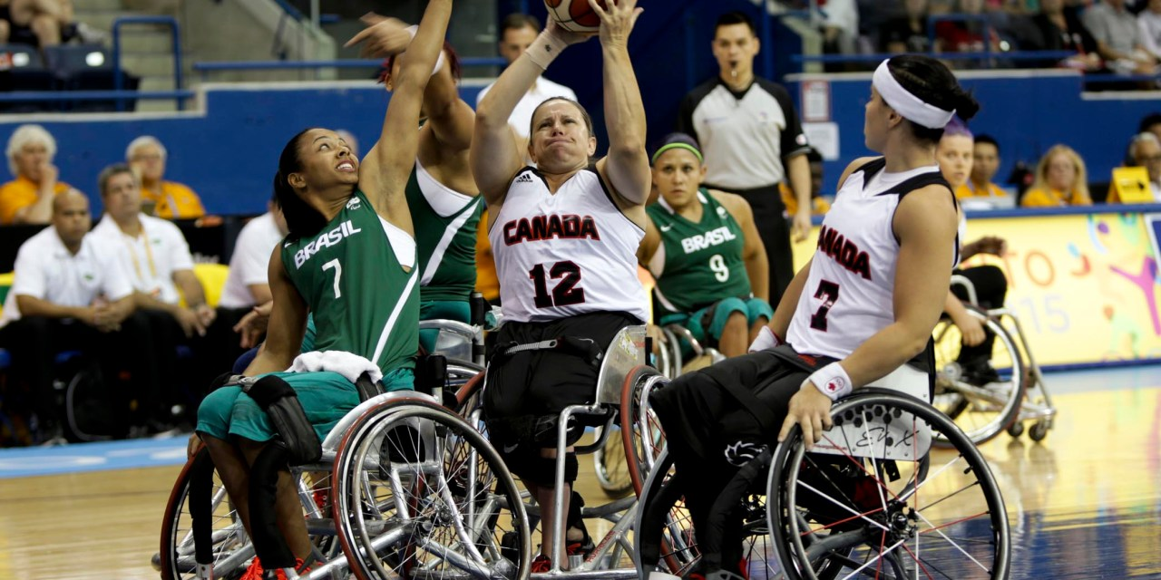 Canadian Tracey Ferguson is going to enjoy every moment of her 7th Paralympic Games