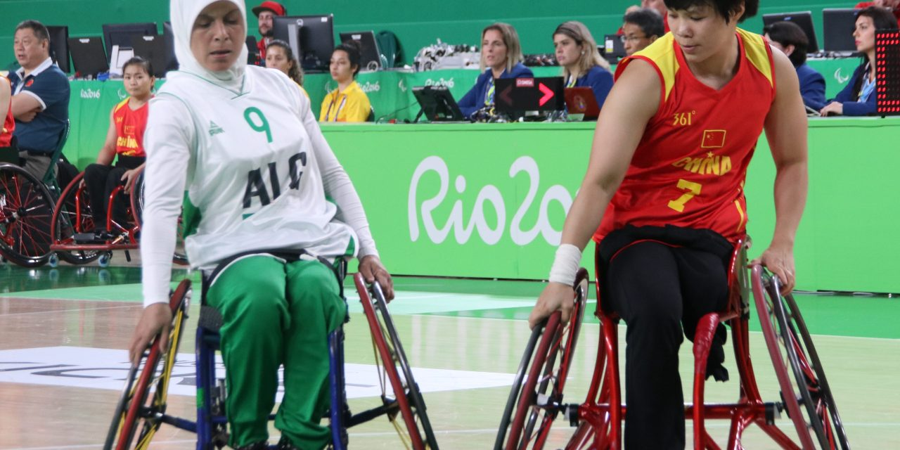 Algeria women's wheelchair basketball team make Paralympic history