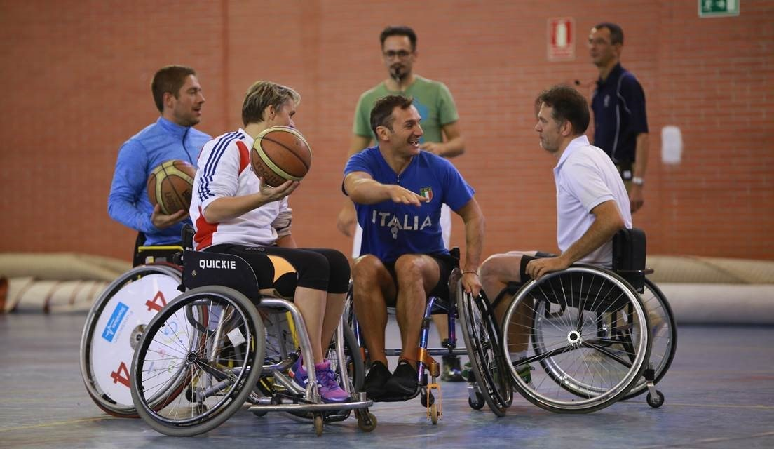 IWBF Europe Referee Refresher Clinic held in Madrid