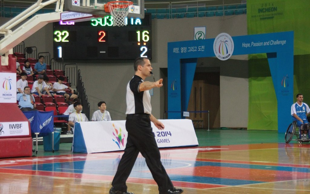 IWBF Technical Committee announce new updates and interpretations of rules