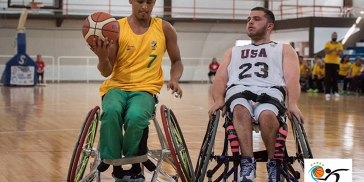 Brazil test USA on Day Four of IWBF Americas U23 qualifying tournament