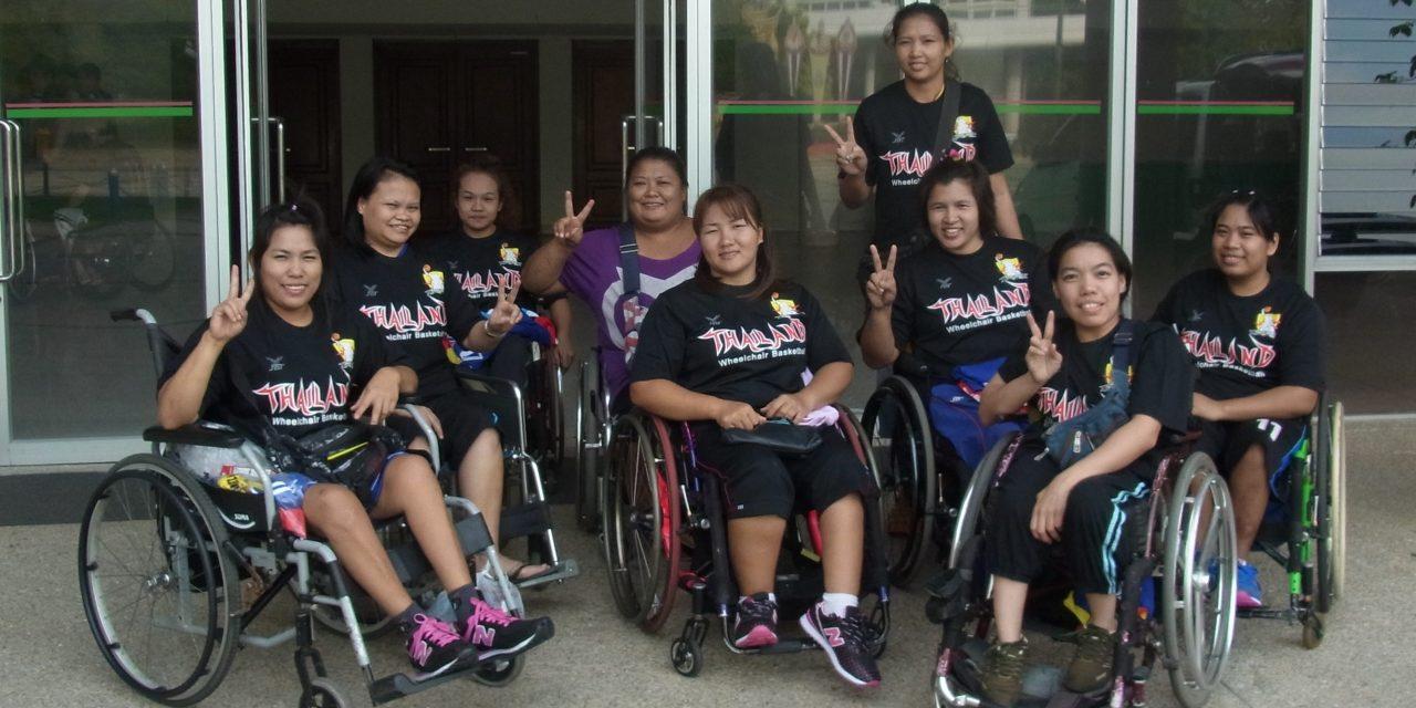 Women's Development Camp in Thailand proves popular