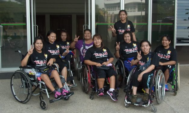 Women's Development Camp in Thailand proves popular