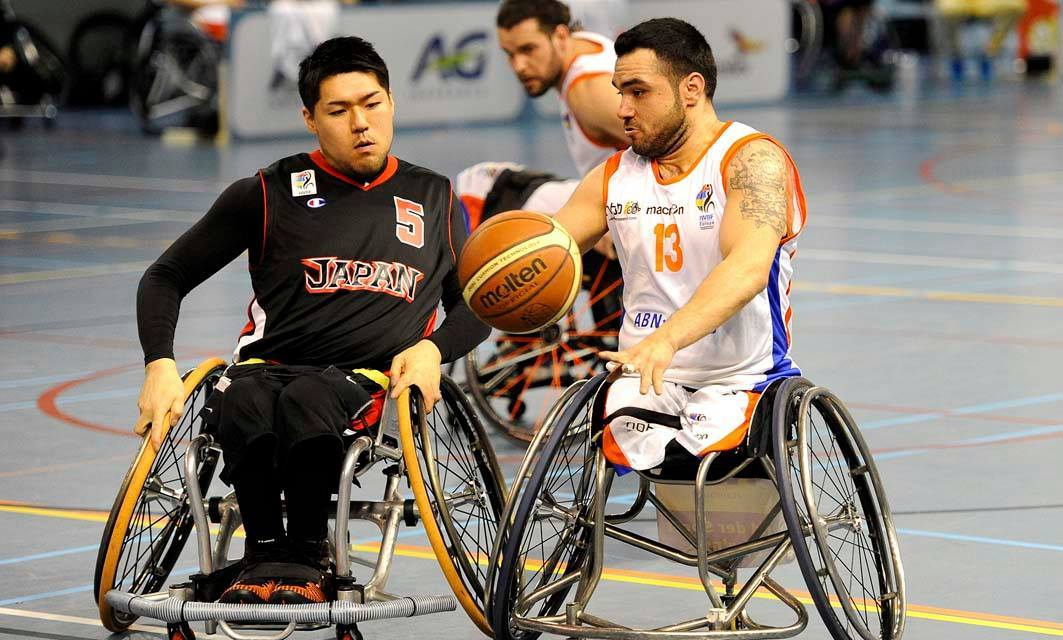 Parantee-Psylos organise 12th Easter Wheelchair Basketball Tournament