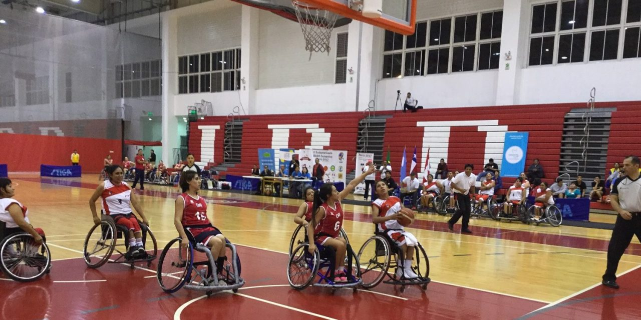 Brazil come out strong on day one of Women's South American Championships 2017