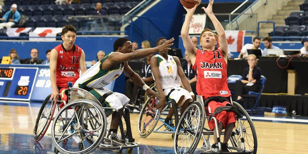 Day 3 of the 2017 Men's U23 World Wheelchair Basketball Championship