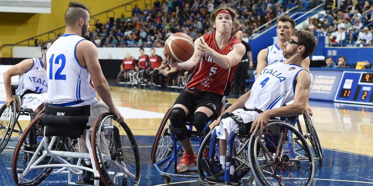 Day One of the 2017 Men's U23 World Wheelchair Basketball Championship