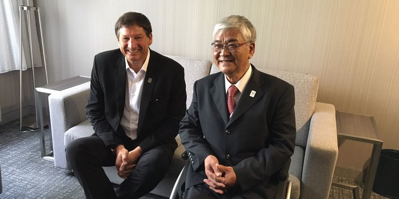 IWBF to support the Japanese Wheelchair Basketball Federation's preparations for Tokyo 2020