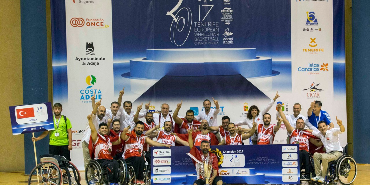 Gold for Turkey and The Netherlands at European Championships