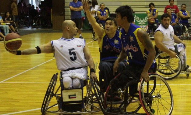 Nations Confirmed for 2017 IWBF Asia Oceania Qualifiers