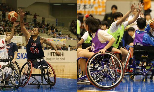 The Kitakyushu Champions' Cup provides wheelchair basketball legacy in Japan