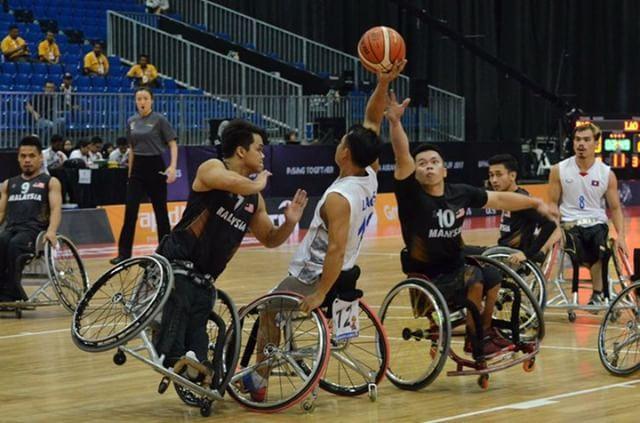 Malaysia open with win at Kuala Lumpur 2017 9th ASEAN Para Games