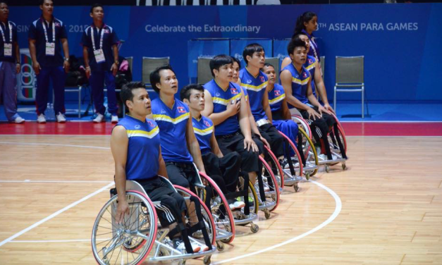 Postponement of the 10th ASEAN Para Games