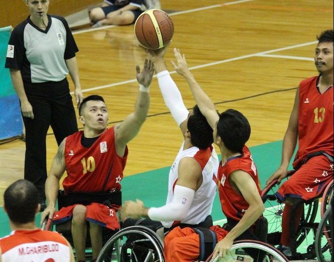 Schedule released for 2017 IWBF Asia Oceania Championships