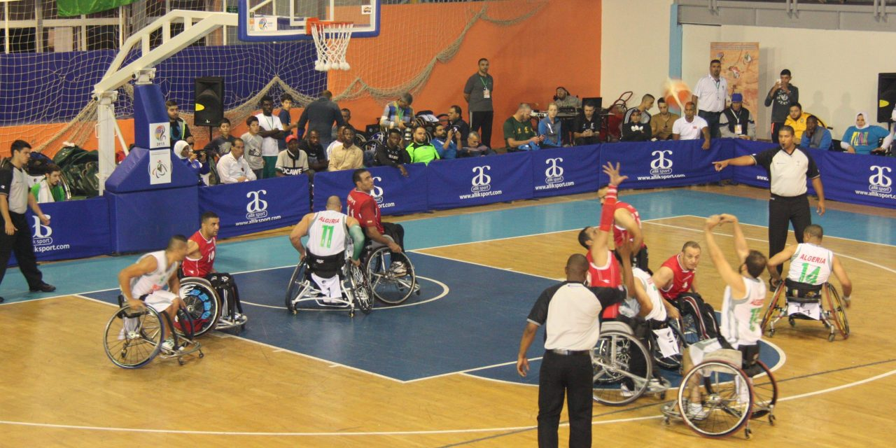 Pools for IWBF Africa World Championship Qualifiers 2017 decided
