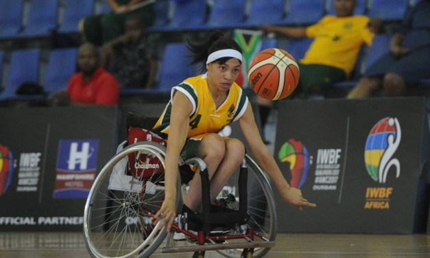 Semi-finals decided at the 2017 IWBF Africa World Championship Qualifiers