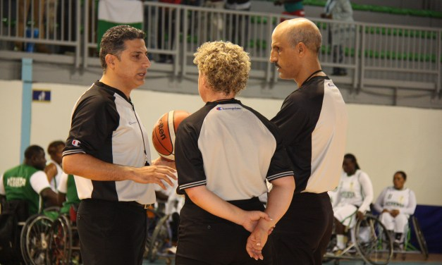 Officials announced for the 2017 IWBF Africa World Championships Qualifiers