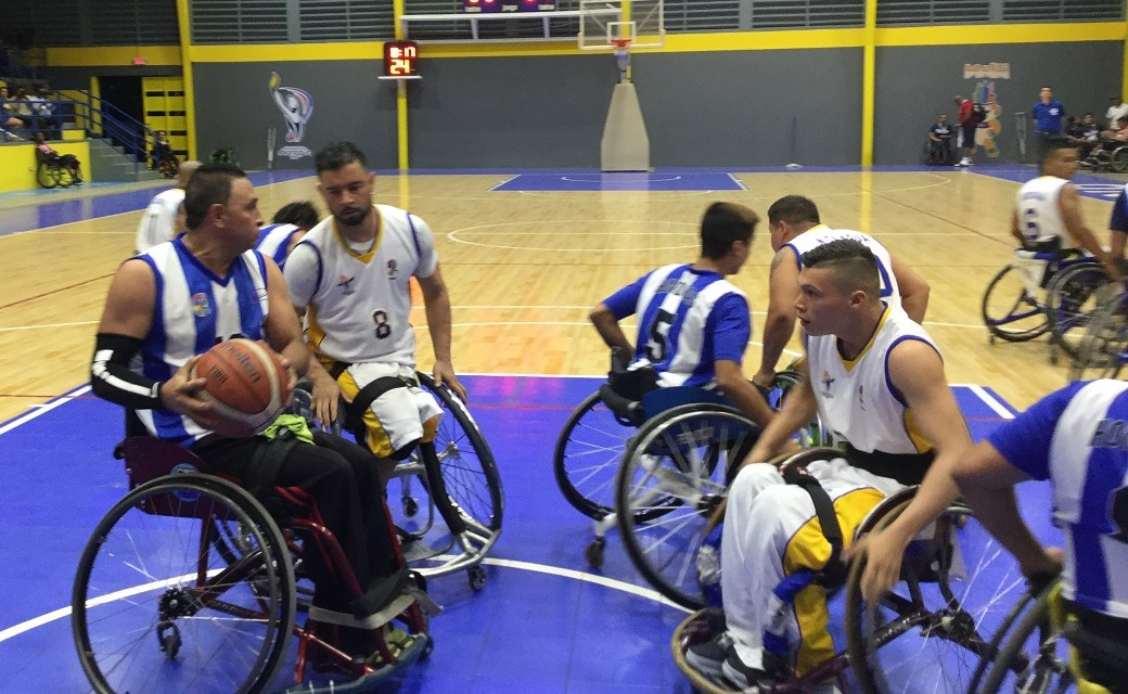 Panama get first win at Para Central American Games