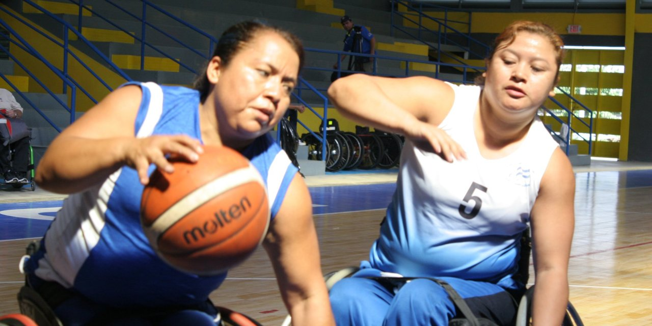 Nicaragua men and Guatemala women remain undefeated at Para Central American Games