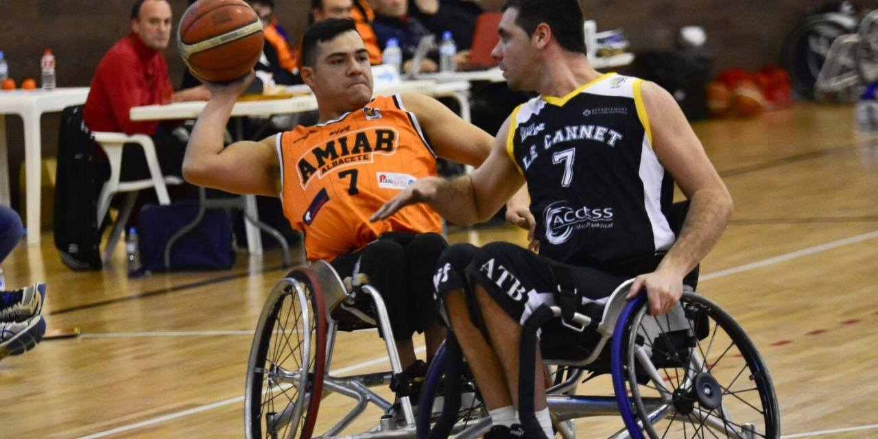 Quarter-finals confirmed for IWBF Europe's Champions League