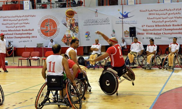 Crossovers decided at West Asia Qualification Tournament