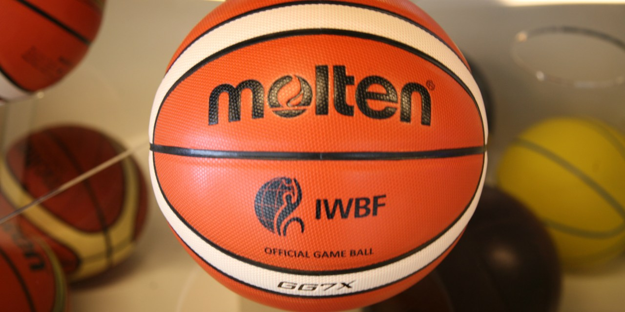 Molten Corporation becomes Global Partner of IWBF