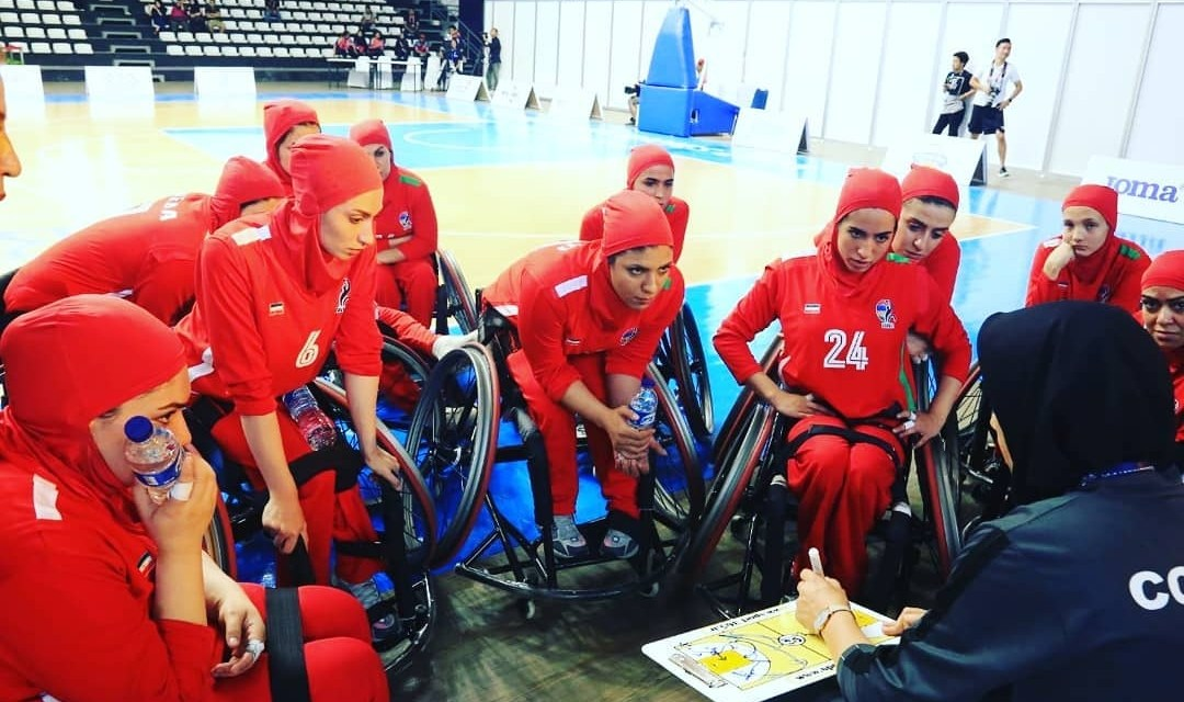 Women's Semi-finals Decided At 2018 Asian Para Games