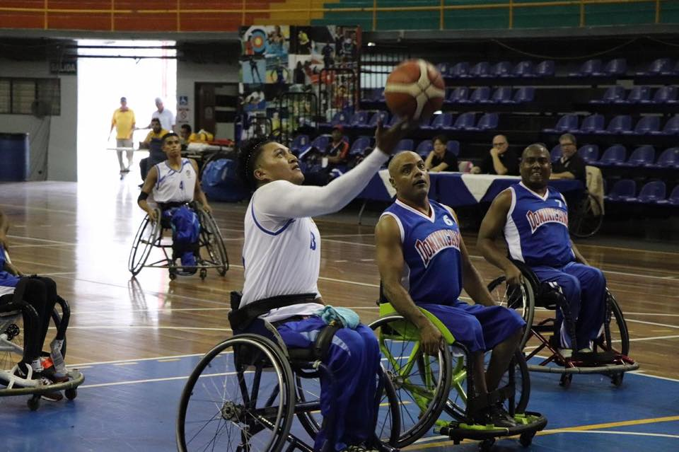 Puerto Rico and Mexico top table at Men's 2018 Central Americas and Caribbean Championships