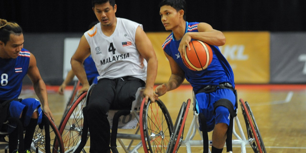 Wheelchair basketball schedule for Indonesia 2018 Asian Para Games published