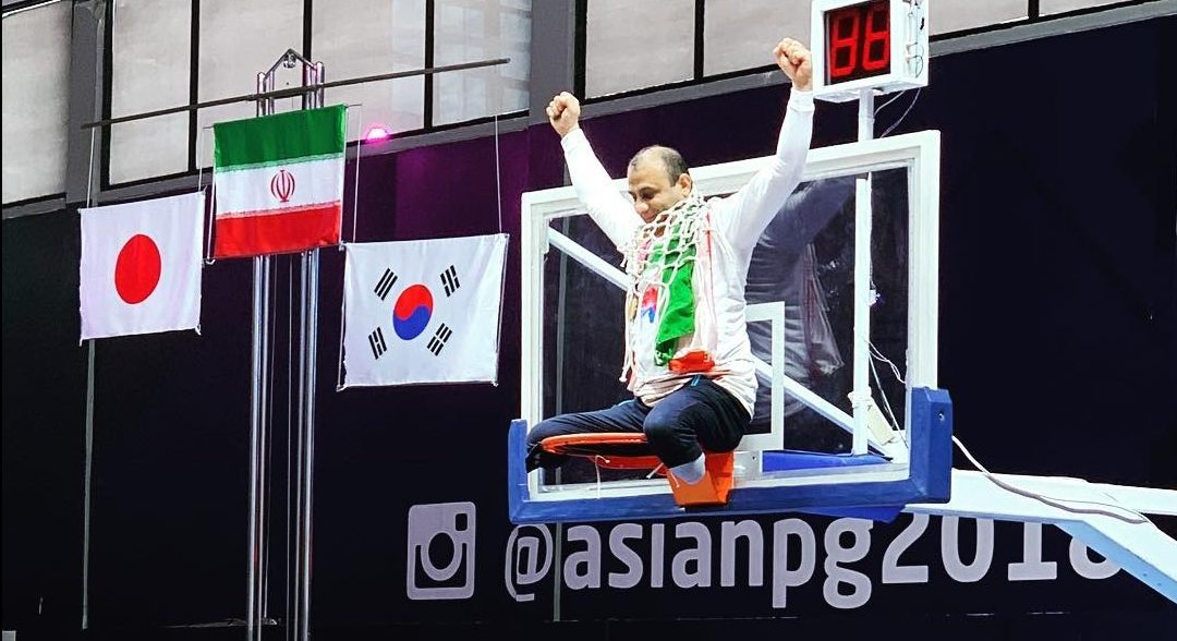 Iran men claim Indonesia 2018 Asian Para Games Gold