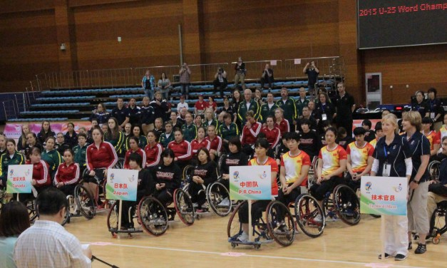 Thailand to host 2019 Women's U25 Wheelchair Basketball World Championships
