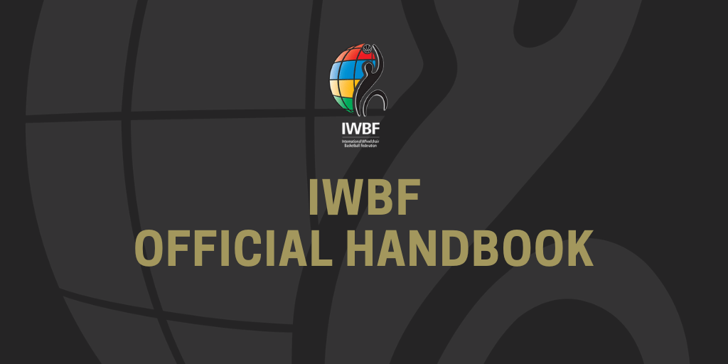 IWBF publish 2019 Official Handbook