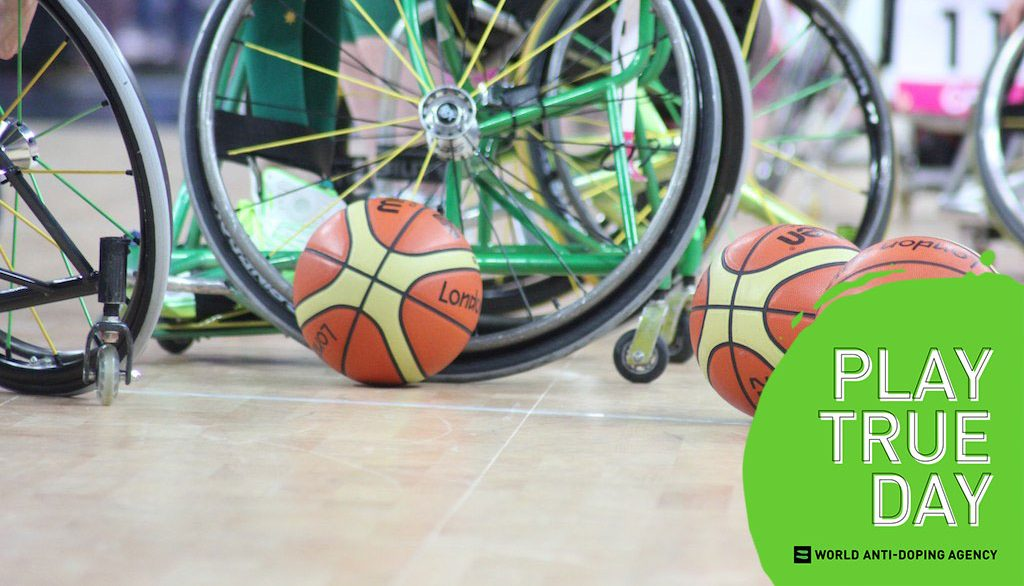 IWBF supports Play True Day
