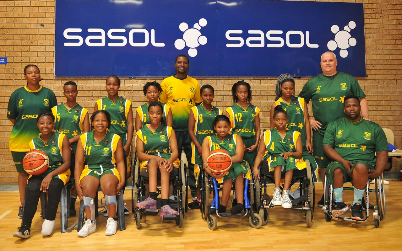 South Africa Women's U25 team named for World Championship - IWBF ...