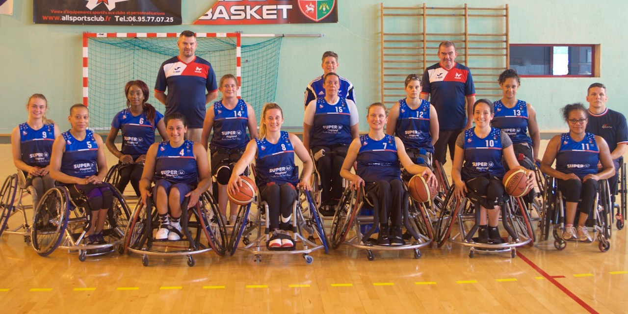 France bring new look to 2019 Women's European Championship