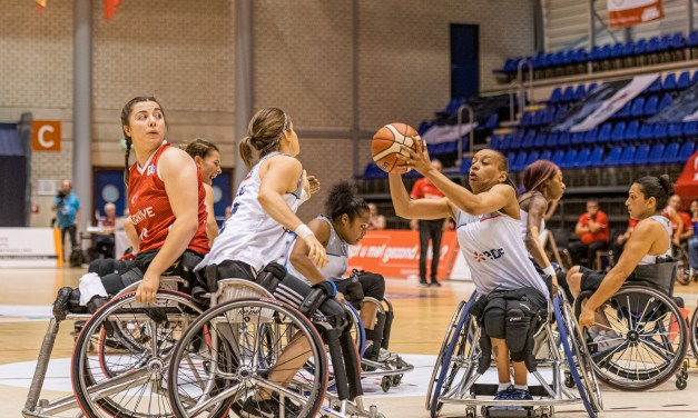 France get off the mark at 2019 Women's European Championship