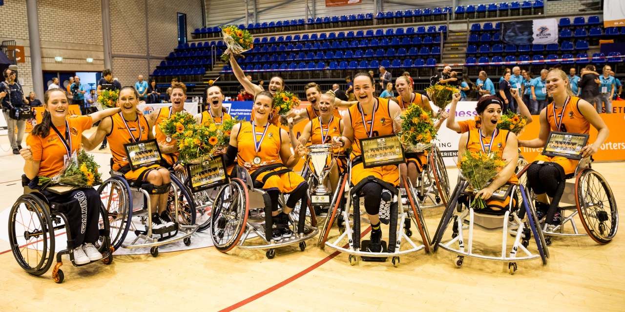 Netherlands women retain European Crown