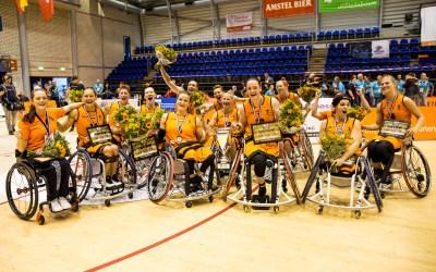 Netherlands women retain European Crown