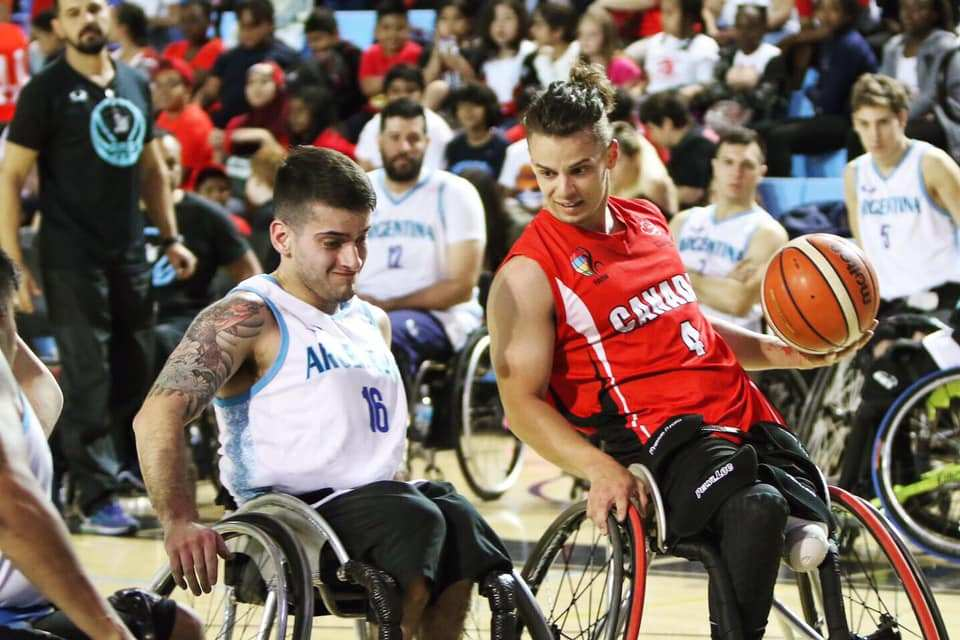 Canadian wheelchair basketball rosters selected for Lima 2019 Parapan Am Games