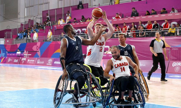 Canada and USA to play for Parapan American Games 2019 Gold Medal