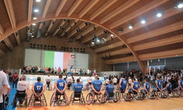 Italy's Di Giusto names his 12 to compete in Poland