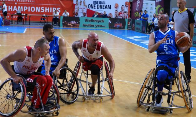 Italy defeat Poland in thriller on day four at Men's Euros