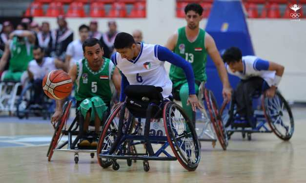 Kuwait win gold at 2019 West Asian Para Games