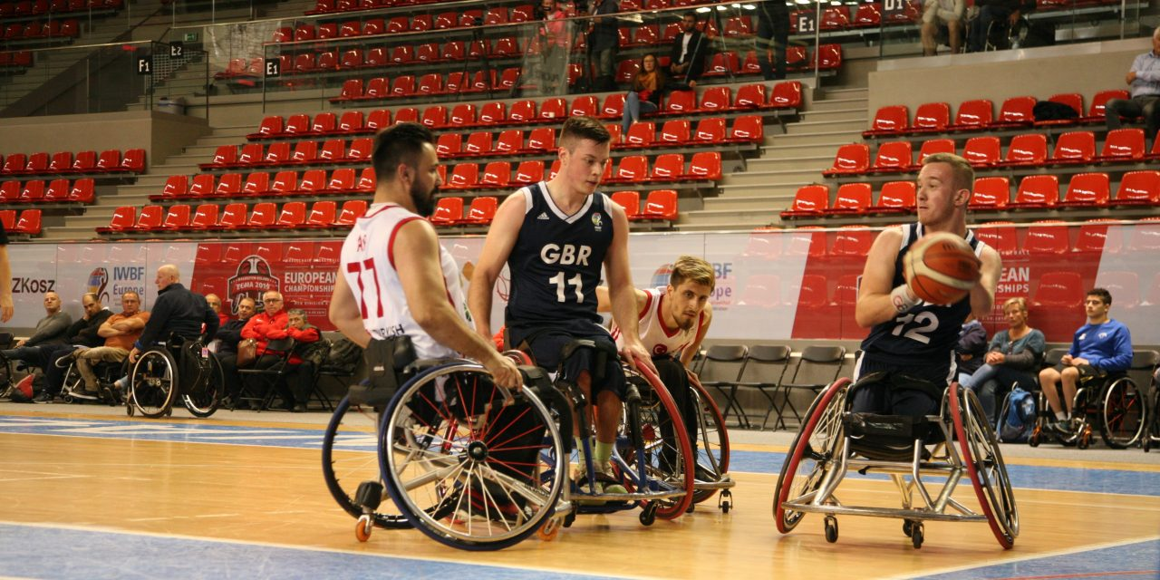 Great Britain make twelfth European Championship final
