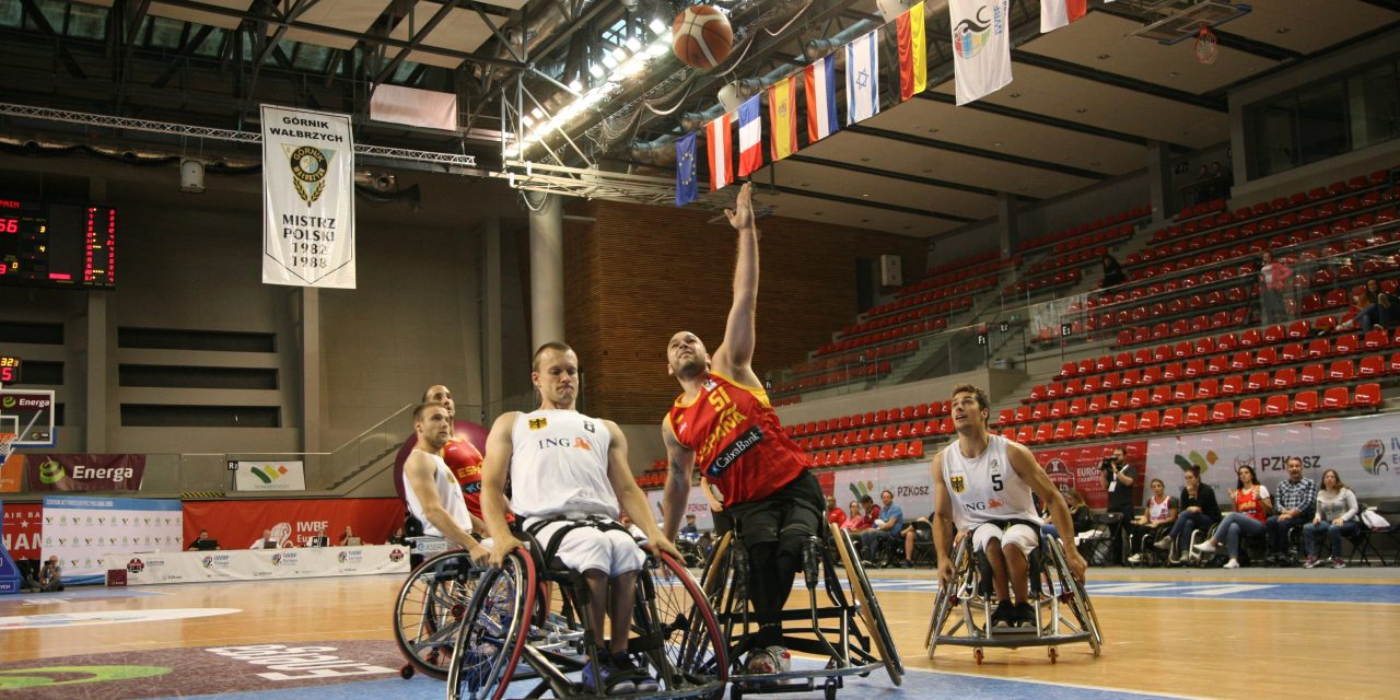 Spain to host the 2021 European Championships for Men and Women