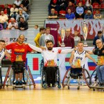 2019 Men's European Championship All-Star Five named