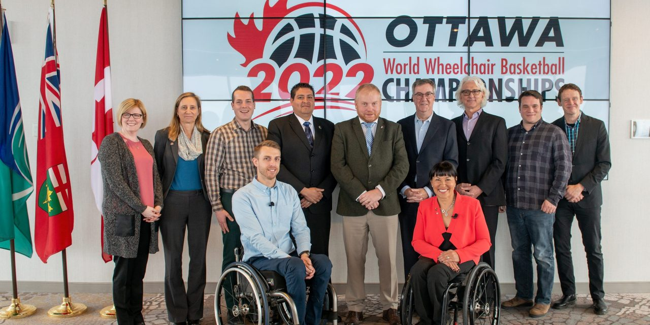Canada bid to host 2022 IWBF World Championships in Ottawa